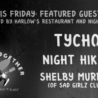 Band Together: Music in Place: Tycho, Night Hikes and Shelby Murray (Online)
