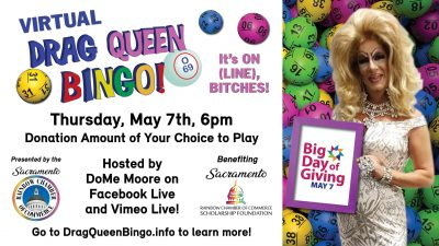 Virtual Drag Queen Bingo (Online)
