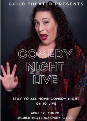 Comedy Night Live (Online)