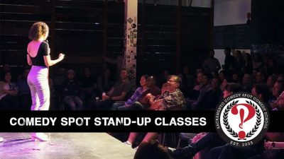Stand-Up 101: The Basics (Online)