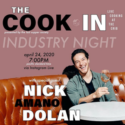 The Cook In (Livestream)