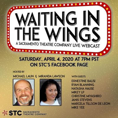 Waiting in the Wings: An STC Live Webcast Performance (Livestream)