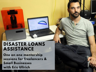 Disaster Loans Assistance for Freelancers and Small Business (Online)