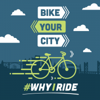 May is Bike Month (Online)