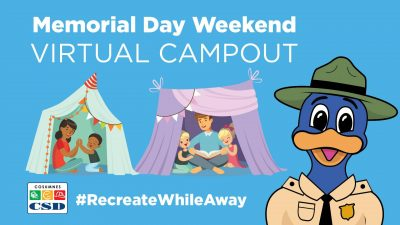 Memorial Day Weekend Virtual Campout (Online)