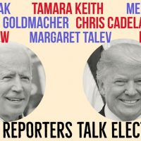 Pandemic and The Presidency: National Reporters Talk Election 2020 (Online)