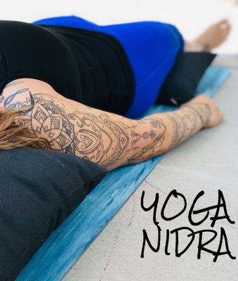 CuraSol presents Yoga Nidra: Calm Your Chaos