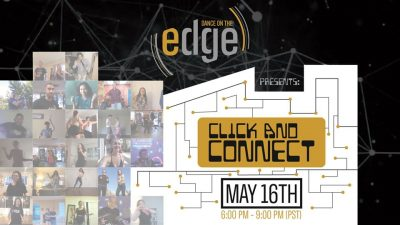 Dance on the Edge: Click and Connect (Online)
