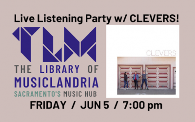 Clevers Album Release Listening Party (Postponed)