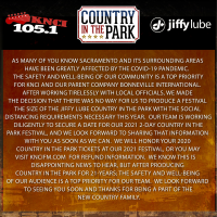 Country In The Park (Postponed)
