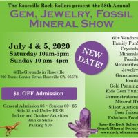 Gem, Jewelry, Fossil and Mineral Show Swap Meet