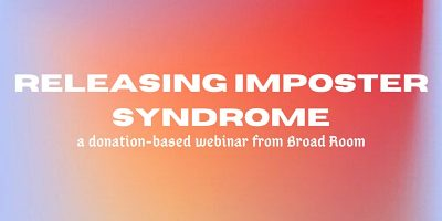 Releasing Imposter Syndrome Class