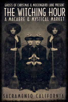 The Witching Hour: A Macabre and Mystical Market