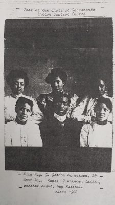 Black History in Sacramento Part 2: The West End Club