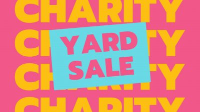 Chicas Latinas Yard Sale Fundraiser