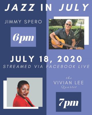 Jazz in July Virtual Concert