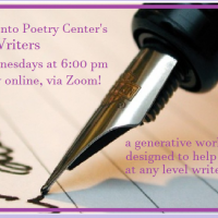 Sacramento Poetry Center's MarieWriters