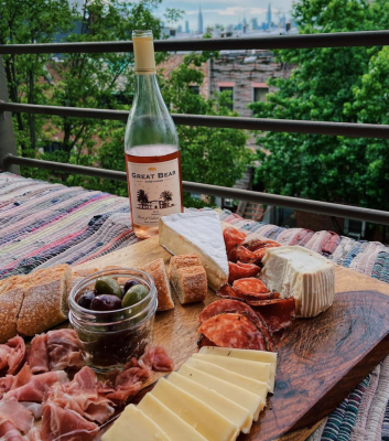 Second Saturday Wine Tasting and Charcuterie at Great Bear Vineyards
