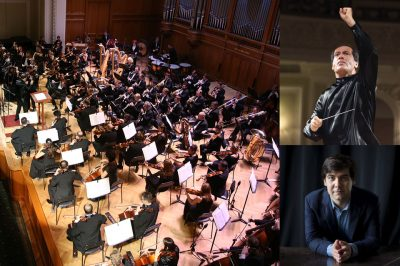 Moscow State Symphony Orchestra (Canceled)
