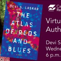 CapRadio Reads: Virtual Author Interview with Devi Laskar