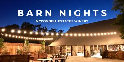 Barn Nights at McConnell Estates Winery