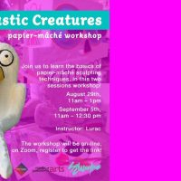 Fantastic Creatures Workshop