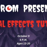 Q-Prom Special Effects Tutorial