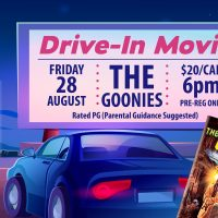 Cosumnes CSD Parks and Recreation Drive In: The Goonies (Sold Out)