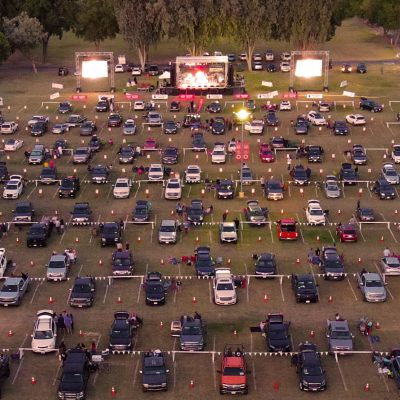 Roll In and Rock Out Drive-In Concerts