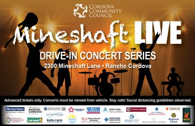 Mineshaft Live: A Drive-in Concert Series