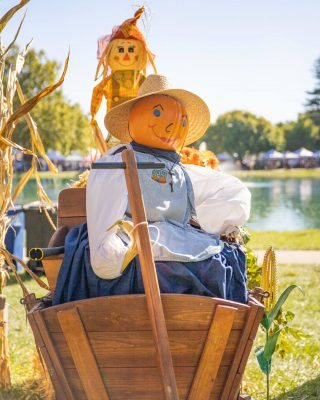 Elk Grove Giant Pumpkin Festival Weigh Off