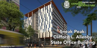 Experience Architecture: Sneak Peek: Clifford L. Allenby State Office Building