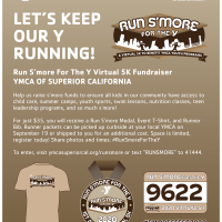 Run S'more for the Y Virtual 5K