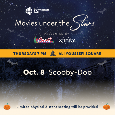 Movies Under the Stars: Scooby-Doo (Sold Out)