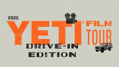 Yeti Film Tour: Drive-In Edition