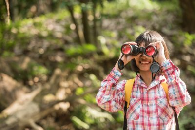 Learn about Animal Habitats with Girl Scouts