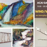 Wind/Water: An Interplay with Love