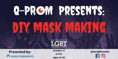 Q-Prom DIY Mask Making