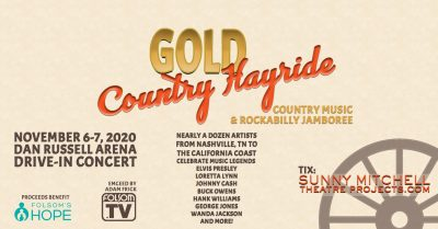 Gold Country Hayride Live Drive-in Concerts