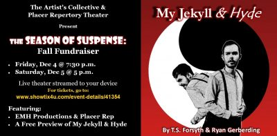 Season of Suspence Fall Fundraiser: My Jekyll and ...