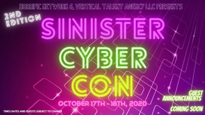 Sinister Cyber Con