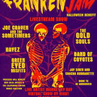 The CCVC FrankenJam Halloween Benefit