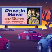 Drive-In Movie: Hocus Pocus