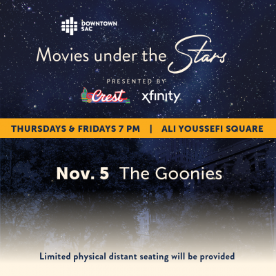 Movies Under the Stars: The Goonies