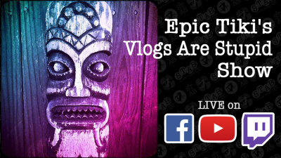 Epic Tiki's Vlogs Are Stupid Show Streaming Live