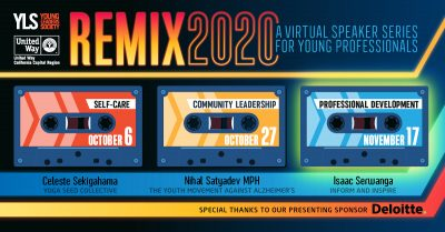 REMIX Virtual Speaker Series Presented by United Way's Young Leaders Society