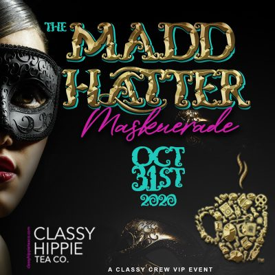 Madd Hatter Tea Party Maskuerade