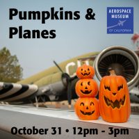 Pumpkins and Planes Halloween Festival