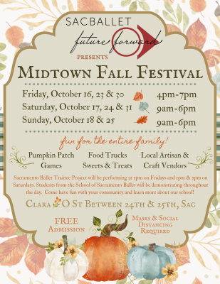 Midtown Fall Festival (Cancelled)