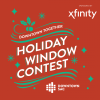 Holiday Window Display Contest